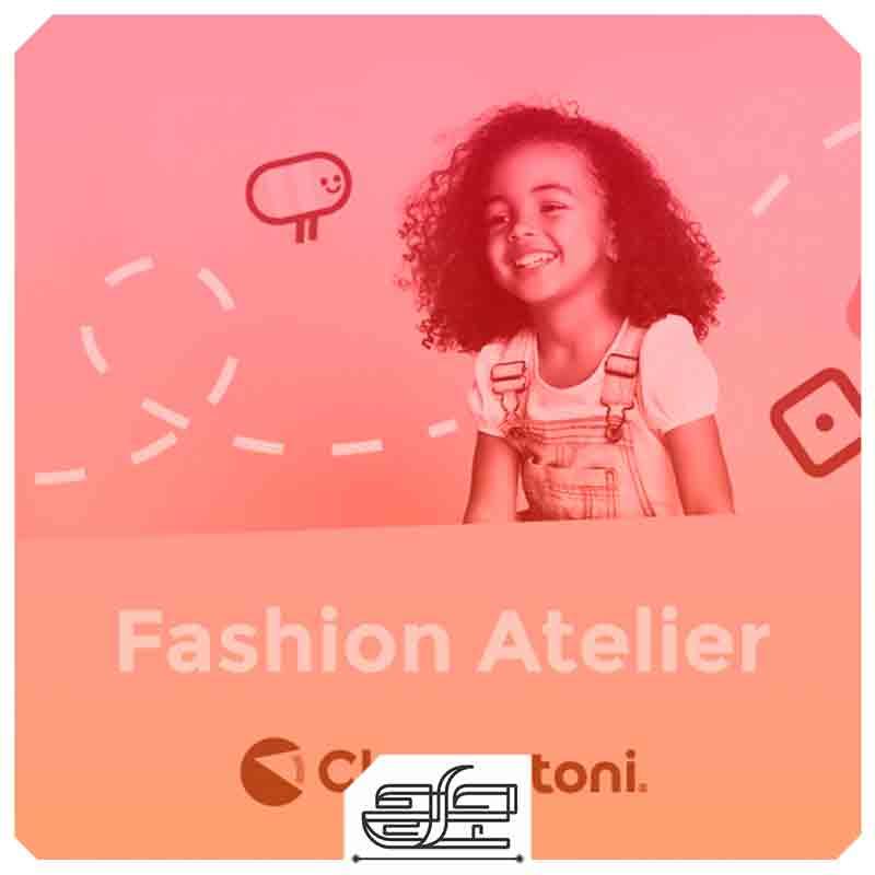 جارچی-؛-فراخوان طراحی اسباب بازی آتلیه فشن کلمنتونی 2021 (Clementoni Fashion Atelier)