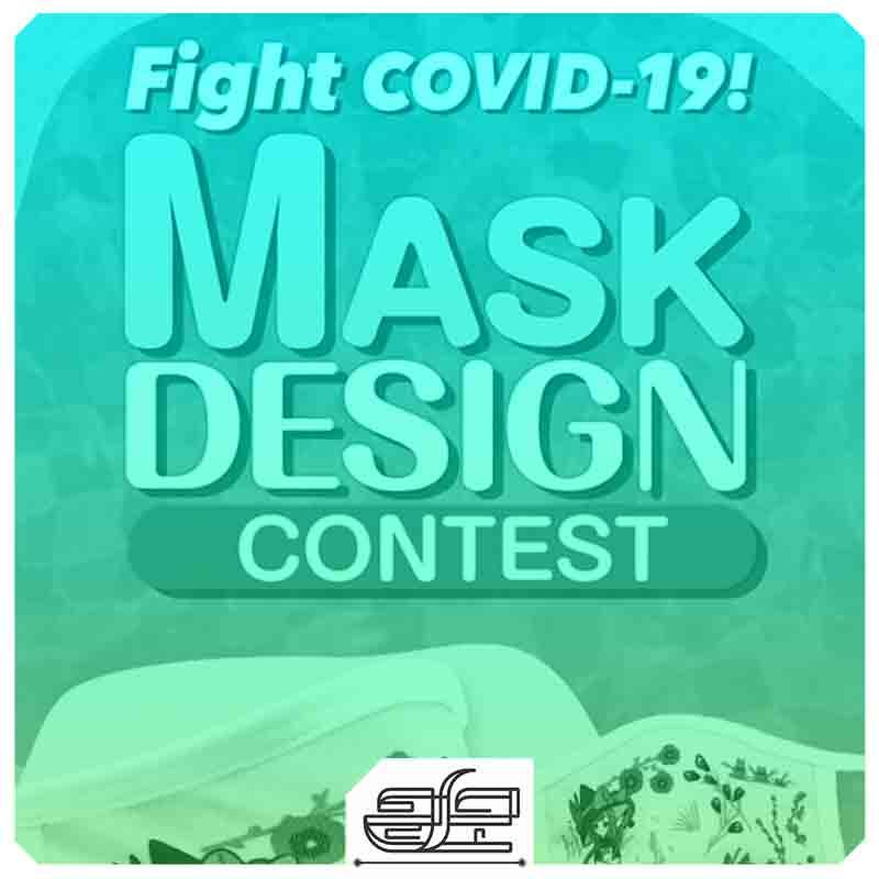 جارچی-؛-فراخوان مسابقه بین المللی طراحی ماسک مدی بنگ 2021 (MediBang Mask Design Contest)