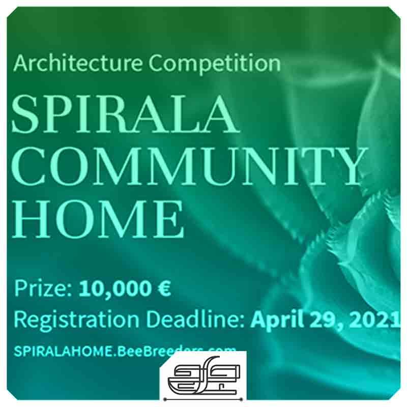 جارچی-؛-فراخوان مسابقه بین الملی معماری خانه های مشترک اسپیرالا 2021 (Spirala Community Home International Architecture Competition)