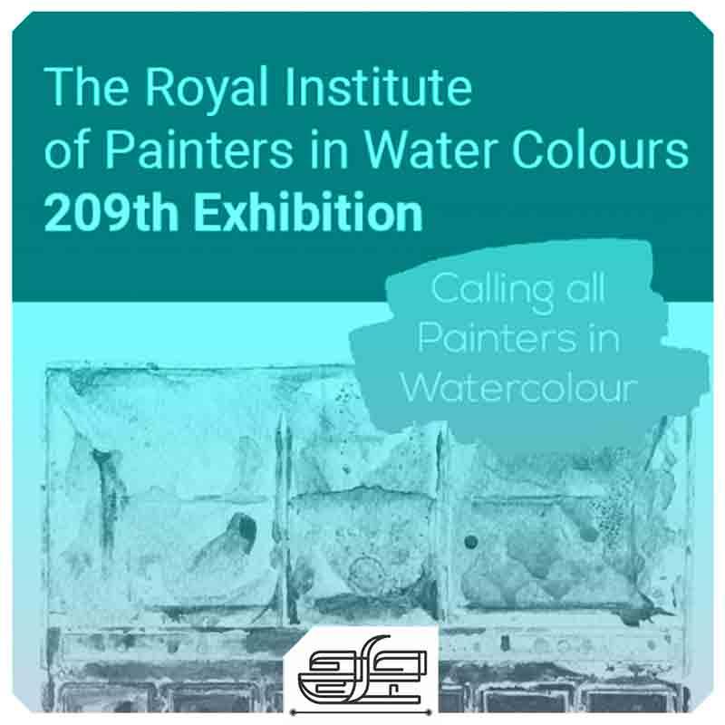جارچی-؛-فراخوان 29مین نمایشگاه سلطنتی نقاشان آب رنگ 2021 (Royal Institute of Painters in Water Colours 29th Exhibition)